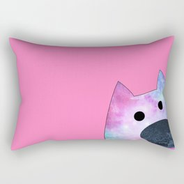cat 206 Rectangular Pillow