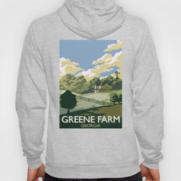 Greene Farm, GA / The Walking Dead Hoody