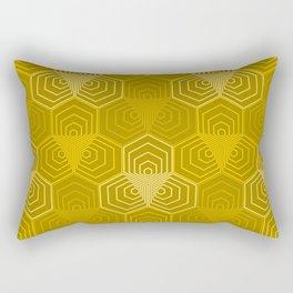 Op Art 43 Rectangular Pillow