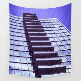 Squares and Rectangles Wall Tapestry