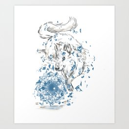 The Find Art Print
