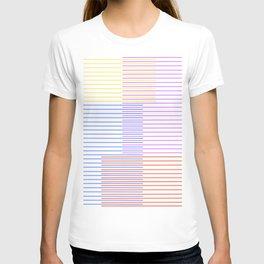 Stripe Blend T-shirt