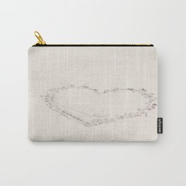 Beach love Carry-All Pouch