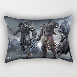The Witcher 3 Rectangular Pillow