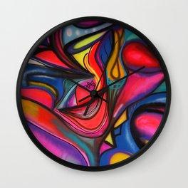Bloom II Wall Clock