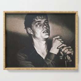 Ian Curtis Serving Tray