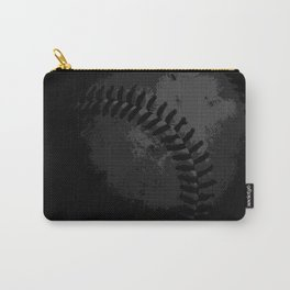 Baseball Illusion Carry-All Pouch