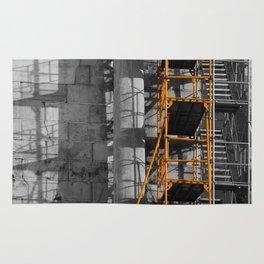 Ancient scaffold 2 Rug