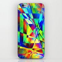 illusion iPhone & iPod Skins featuring Illusion. by Assiyam