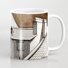 cat burglar Mug