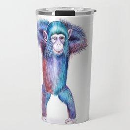 Eric the Chimp Travel Mug