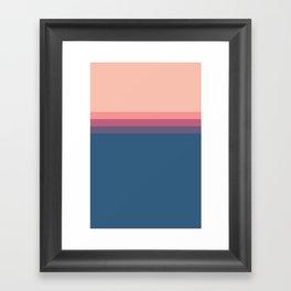 Autumn Mood II #society6 #decor #buyart Framed Art Print
