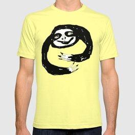 Sloth Hugs T-shirt