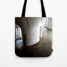 tower two Tote Bag