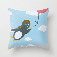Take Flight! Throw Pillow