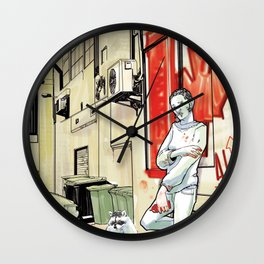 DSA - CANADIAN RUTHLESS Wall Clock