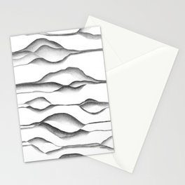 Foggy Hills Stationery Cards