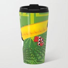 Brazil [rainforest] Metal Travel Mug