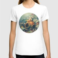 nautical T-shirts featuring Seachange by Terry Fan