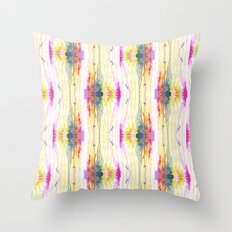 Melt Colors Series: Eye Throw Pillow