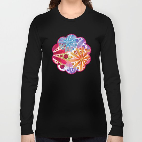 Flower 32 Long Sleeve T-shirt