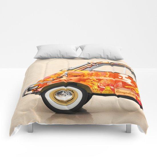 Warholetta Comforters