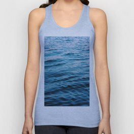 Calm Waters Unisex Tank Top