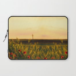 Poppy fields  Laptop Sleeve
