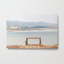 Pigeon Point Lighthouse, California Metal Print