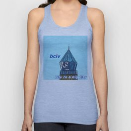 Life In A Big City Unisex Tank Top