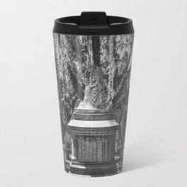Bonaventure Cemetery Statue Travel Mug