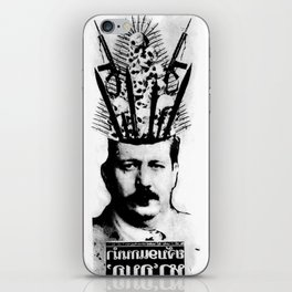 Victor Bout iPhone Skin