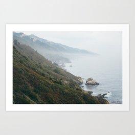 Fog I Art Print
