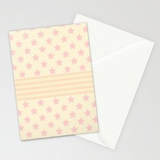 Pat stars Stationery Cards
