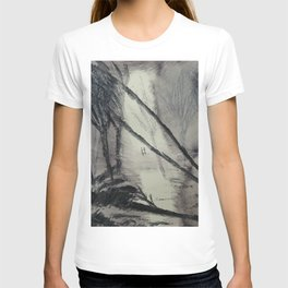 Mysterious forest T-shirt