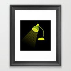 Lime Light Framed Art Print