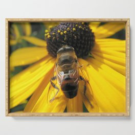 A Bee's Life Serving Tray