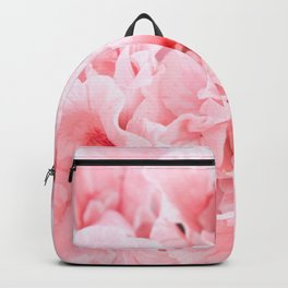 Pink Azalea Flower Dream #2 #floral #decor #art #society6 Backpack