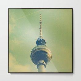 Berlin - Alexanderplatz Metal Print