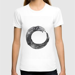 Enso Serenity No.12D by Kathy Morton Stanion T-shirt