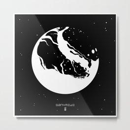 GANYMEDE Metal Print