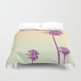 Pam Tree Candy Duvet Cover