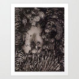 Watching Within Art Print