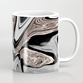 Fluid Kiss #2 #abstract #decor #art #society6 Coffee Mug