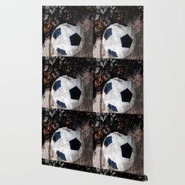 The soccer ball Wallpaper