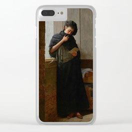 Longing Saudade By Almeida Junior 1899 Clear iPhone Case