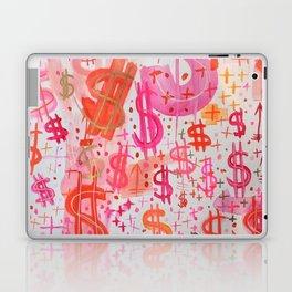 Barbie Money Laptop & iPad Skin