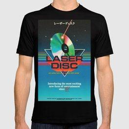 LASER DISC T-shirt