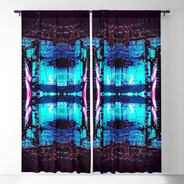 Psychedelic Festival 008 Blackout Curtain