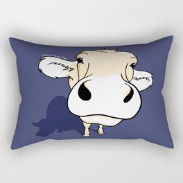 your friend 'Cow' Rectangular Pillow